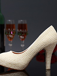 Women's Wedding Shoes Heels Heels Wedding / Party & Evening Red