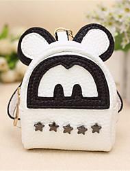 Cute cartoon zero wallet key package Mini backpack