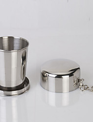 Retractable Stainless Steel Portable Kettle Folding Sports Cups