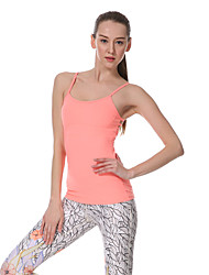 Yokaland Slim Fit Back Beauty Design Quick Dry Yoga Fitness Tank