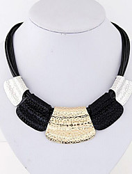 Vintage / Casual Alloy Choker