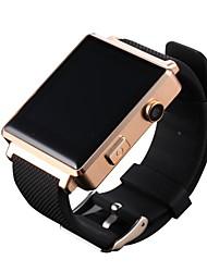 bluetooth android smart téléphone mobile montre-bracelet avec emplacement pour carte SIM pas de marche montre