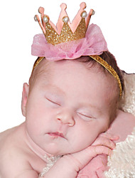 Kid's Cute Crown with Pearls Headband(0-4Years Old)