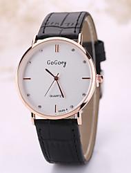 Men's fashion strap watch