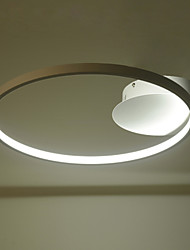 28W Modern/Contemporary LED Flush Mount Living Room / Bedroom / Dining Room / Kitchen