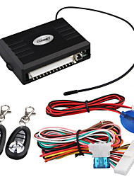 Central Locking Universal Car Alarm Remote Control Distance