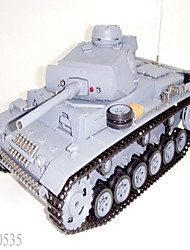Tanques de RC - HL - 4 canais - Não aplicável - As shown in figure