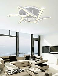 15W Montagem do Fluxo ,  Contemprâneo Outros Característica for LED Metal Sala de Estar / Quarto / Sala de Jantar / Cozinha