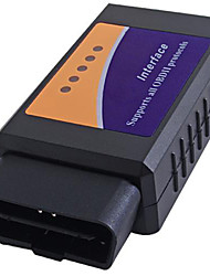scanner bluetooth obd2 OBD II diagnostica v1.4 interfaccia
