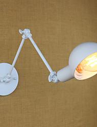 Chandeliers muraux Ampoule incluse Rustique/Campagnard Métal