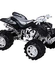 Kids Toys ATV Motorcycle Pull-back Vehicle Racing Car Model Building Toys (Random color)