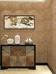 fond d'écran Fleur Papier peint Contemporain Revêtement,PVC/Vinyl Oui