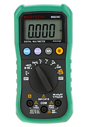 Mastech MS8239c 4000 Word Pocket Type Digital Million With A Table - Temperature Test - Frequency Test - Duty Cycle