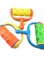 Sand Games Tools Roll with Models Beach Sand Toys