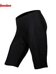 TASDAN® Cycling Padded Shorts Men's Breathable / Quick Dry / 3D Pad / Reflective Trim/Fluorescence / Sweat-wicking BikeBib Shorts /