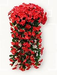 Seide Lila Künstliche Blumen