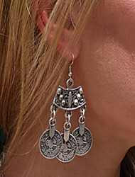 Drop Earrings Jewelry Women Sterling Silver 2pcs Silver