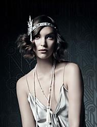 Rhinestone / Alloy / Imitation Pearl Headpiece - Wedding / Special Occasion Headbands