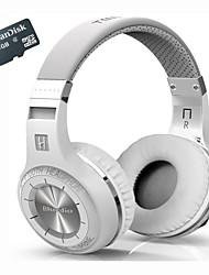 Bluedio ч + Bluetooth стерео беспроводные наушники встроенный микрофон микро-SD / FM-радио bt4.1 над наушники-вкладыши + 8gtf карта