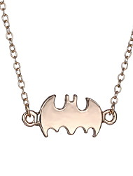 South Korea, Japan And South Korea Bat Superman Fashion Simple Necklace