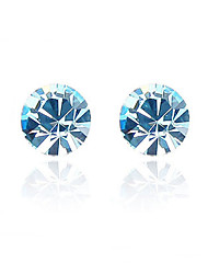Party / Casual Rhinestone Stud Earrings