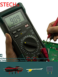 Mastech MS8264 Digital Multimeter Capacitance Frequency Temperature Meter Protection Circuit Anti-Burn