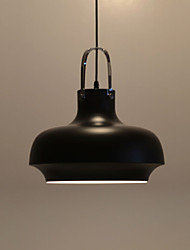 Max 60W Modern/Contemporary / Country Metal Pendant Lights Living Room / Bedroom / Dining Room / Kitchen
