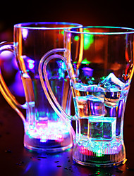 The New Luminous Wine Cup, Water Cup Into The Cup Of Coke Induction, Iight emitting Iight, Iuminous Cup