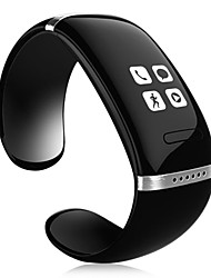 Bluetooth Smart Bracelet Wristwatch Oled Digital Watch Mp3 for IOS Iphone Samsung HTC Android Smart Phones