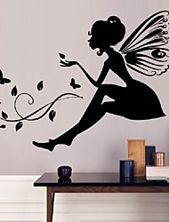Hot Style Fine Engraving Beautiful Faery Foreign Trade New Wall Post Wholesale Custom Sitting Room The Bedroom Wall