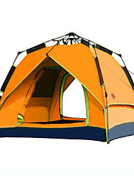 SHAMOCAMEL Ultraviolet Resistant / Rain-Proof / Windproof Oxford / Polyester One Room Tent Family Tent