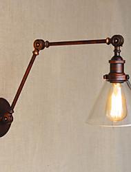 AC 100-240 40 E26/E27 Rústico/ Campestre Otros Característica for Bombilla Incluida,Luz Ambiente Lámpara con brazo flexible Luz de pared