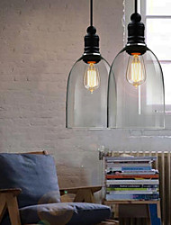Traditional/Classic / Vintage / Retro / Country Pendant LightsLiving Room / Bedroom / Dining Room  E26/E27