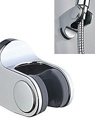 ABS Hand Shower Bracket Chrome Finish Shower Holder Shower Head Base General Wall Mounted