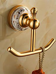 Крючок для халата / Алюминий / Крепление на стенуАлюминий /Античный /14cm 12cm 0.3KG