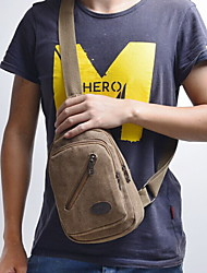 Для мужчин Полотно / Полиэстер Спортивный / На каждый день / Для отдыха на природе Слинг сумки на ремне Несколько цветов