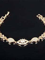 Lucky Grain Ms 18K Gold Bracelet