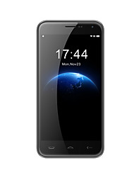 "HT3 pro 5.0 "" Android 5.1 Smartphone 4G (Chip Duplo Quad Core 13 MP 2GB + 16 GB Preto / Prateado)"