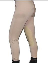 Упругие Тканые кожа конноспортивные галифе / профессиональные конная рыцарь / брюки галифе