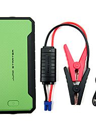 TIROLCar Jump Starter Capacity Portable Emergency Booster Charger Battery Power Bank Booster 12V 12000mAh