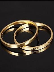 Pulseiras Bracelete Liga Casamento / Pesta / Diário / Casual Jóias Dom Dourado,1pç