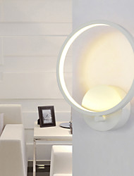 LED Lampade a candela da parete,Moderno/contemporaneo LED integrato Metallo