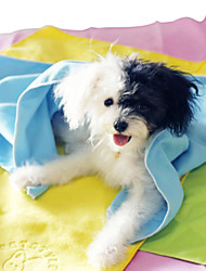 bunte doppelte Seiten für Haustiere Reinigungstuch