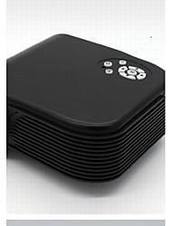 H88 ultra portatili 180LM 153600 pixel rgb ha condotto il proiettore con telecomando computer compatibile cellulare U disco