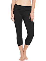 Women's Solid Black Skinny Pants , Casual / Day