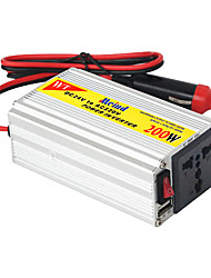 200W Meind Power Inverter 12V to 220V