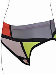 CHEJI® Sous-Vêtements de Cyclisme FemmeRespirable / Séchage rapide / Matériaux Légers / Limite les Bactéries / La peau 3 densités /