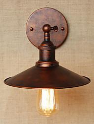 AC 100-240 40 E26/E27 Рустикальный Прочее Особенность for Лампа входит в комплект,Рассеянный Настенные светильники настенный светильник