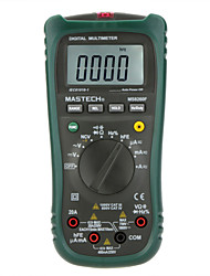 Mastech MS8260f 4000 Word - Digital, - Frequency, Duty Cycle, Non - Contact Voltage Detection