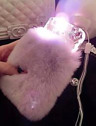 diamant lady®artificial cas de la série de style cheveux brillants pour iPhone6 / 6s (4.7)